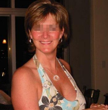 Femme mure sur Troyes