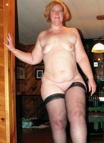 Rencontre en toute discrètion avec une femme cougar sexy à Brest