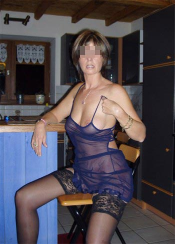 Annonce d'une cougar sexy