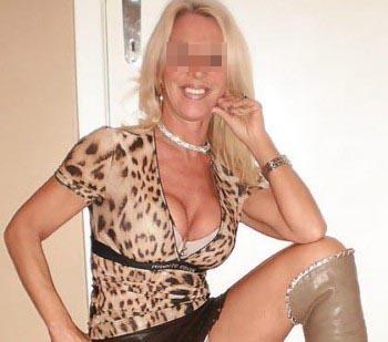 Annonce d'une femme cougar