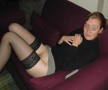 Femme cougar à Avignon pour un plan baise
